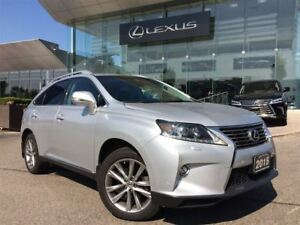 2015 Lexus RX 350 Touring Pkg AWD Navi Backup Cam Sunroof