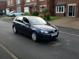 2010 VOLKSWAGEN GOLF 1.6 TDI S 5DR GREY £20-TAX FSH OUTSTANDING FREE-DELIVERY @BARGAIN CARS L@@K