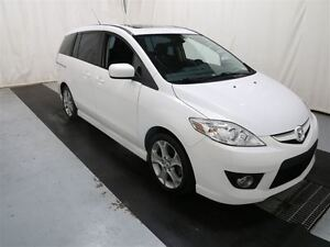 2010 Mazda MAZDA5 GT A/C GR ELECT TOIT MAGS