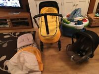 Bugaboo Bee+ Bundle!