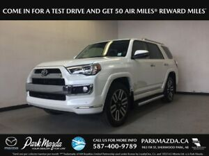 2015 Toyota 4Runner Limited 4WD - Bluetooth, Backup Cam, NAV, He