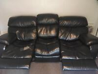 FREE!!! 3 seater and chair !Collection only!