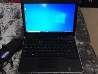 """Dell Latitude 12.5"""" inch business laptop Intel core i5"""