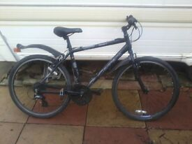 CARRERA SUBWAY1 MOUNTAIN BIKE NICE TIDY SUIT MALE FEMALE alloy light bike