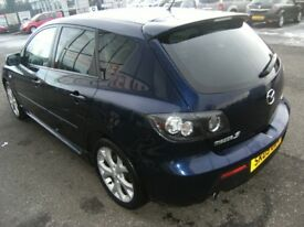 FULL LEATHER!! 2009 09 MAZDA 3 2.0 SPORT 5D 143 BHP **** GUARANTEED FINANCE **** PART EX WELCOME