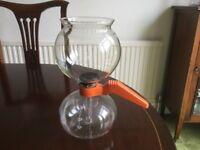 Coffee percolator.