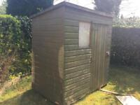 Now Gone - Free Garden Shed