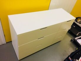 IKEA Chest (NORDLI) of 6 Drawers (Like New) Used for 8 Months only while doing post grad