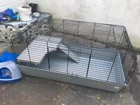 Large Indoor Cage for Rabbits or Guinea Pigs