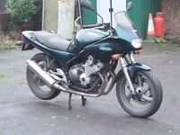 Classic Yamaha XJ600 DIVERSION Running Project With Long MOT Delivery Available