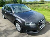 2011 Audi A3 1.2 TFSI sports hatch 3dr 6mth warranty