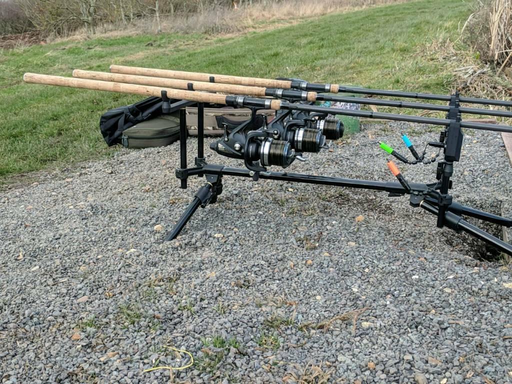 Carp fishing setup | in Solihull, West Midlands | Gumtree