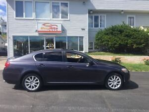 2006 Lexus GS 300 GS 300. ALL WHEEL DRIVE.    NAV
