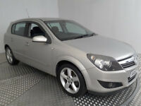 2007(57)VAUXHALL ASTRA 1.8 SRi AUTOMATIC MET SILVER,NEW MOT,LOW MILES,GREAT VALUE
