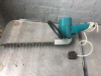 Black Decker Hedge Trimmer - Good Working Condition