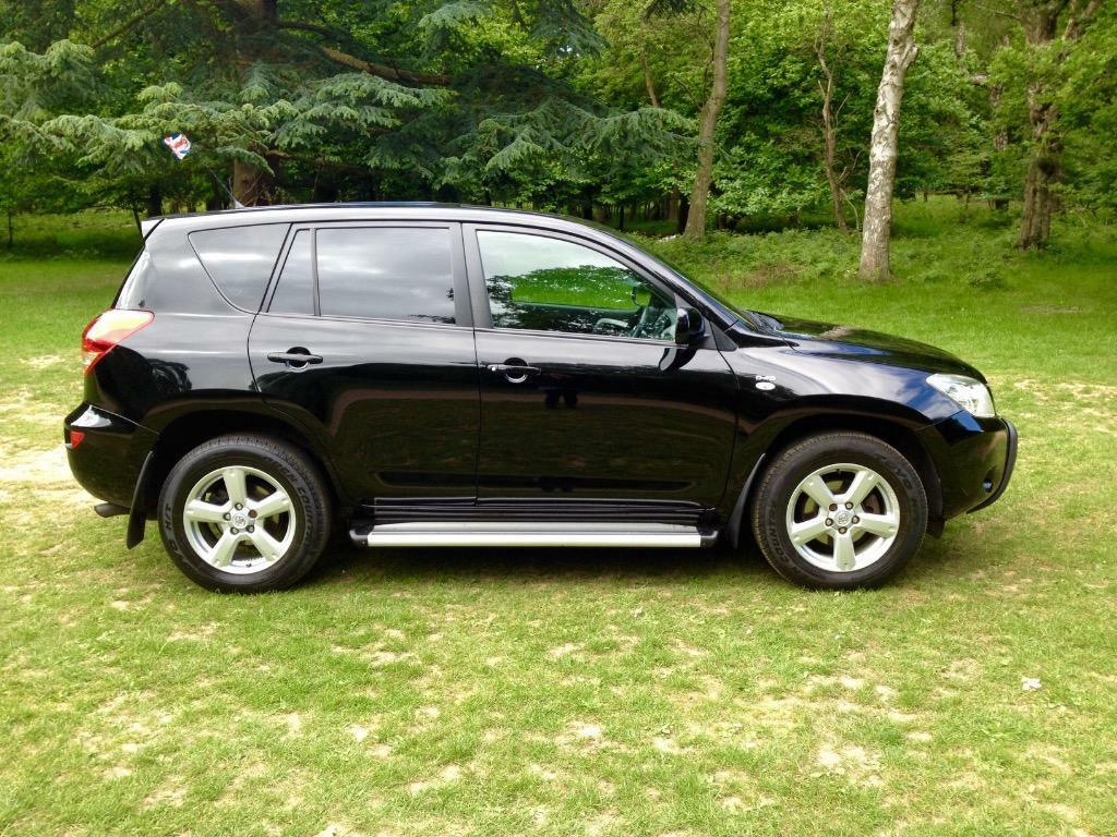 sold for sale 2007 toyota rav4 xtr 2 2 d4d diesel manual 6 speed in tring. Black Bedroom Furniture Sets. Home Design Ideas