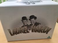 Laurel & Hardy the collection
