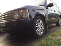 Range Rover Vogue 2004