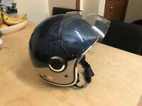 XL Vespa Motorcycle Helmet