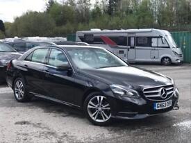 Mercedes Benz E Class 2.1 E220 CDI SE 4dr