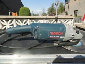 Angle Grinder Bosch GWS 20-230 H Professional Plus 9 Blades