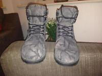 River Island Camouflage Boots (Limited Edition)