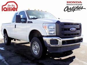 2011 Ford F-350 SUPER DUTY SRW XL AWD
