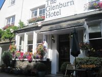 General Assistant Required for small Hotel in Windermere the Lake District
