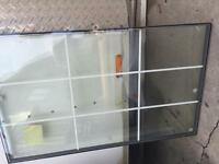 Dual pane Sealed Unit c/w grills