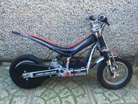 Oset 12.5 kids trials bike