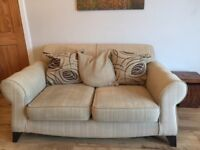 **REDUCED PRICE** Two Seater DFS Sofa x 2