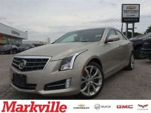 2013 Cadillac ATS ONE OWNER-AWD-NAVI-PERFORMANCE