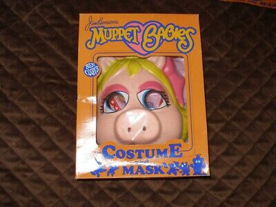 Muppet Babies Miss Piggy and Kermit the Frog Halloween costumes