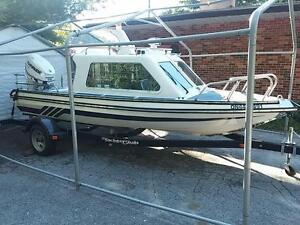 18 ft fishing boat boats for sale in ontario kijiji