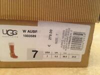 Ugg boots knee high suede Aubrie