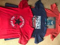 Boys Animal/Converse T-shirts