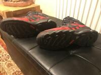 Adidas Terrex walking boots