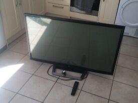 HD LG TV Excellent Condition Model: 50PM670T