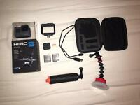 GoPro Hero 5 with accessories £400 ono