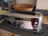 Kenwood Long slot toaster *** reduced ***