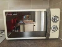 Russell Hobbs microwave for sale. Very good condition. RHMM701 £30