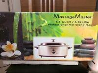 Professional Hot Stone Massage Kit