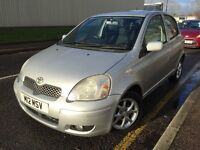 TOYOTA YARIS**AUTOMATIC**2 OWNERS**2 KEYS**PARKING SENSORS**HPI CLEAR**