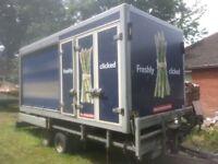 Garden Storage Container 4m X 2m