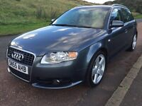 2006 AUDI A4 TDI S LINE AVANT - FSH - Timing Belt and Water pump done at 84265 miles
