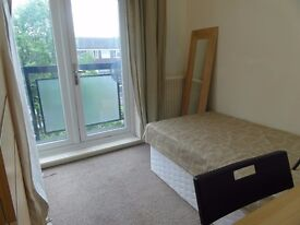 SINGLE ROOM AVAILABLE NOW!! ALL BILLS INCLUDED - FULLY FURNISHED!!! BOW ROAD