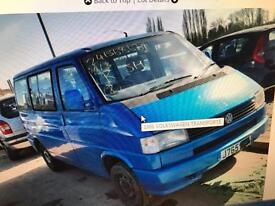 VW TRANSPORTER 1991 VERY GOOD ENGINE AND GEAR FOR EXPORT.