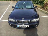 BMW 320D SE 2003/03