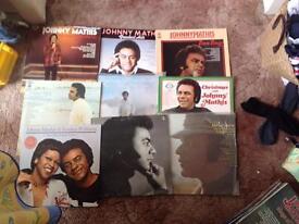Johnny Mathis Vinyl Records x 22