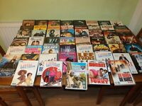 Over 50 DVD's (Classic Films!)